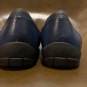 Life Stride Shoes - Lifestride memory foam navy flats